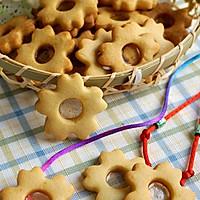 糖芯樱花饼干#浪漫樱花季#的做法图解17