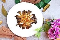 #硬核菜谱制作人#盐烤鲜蘑的做法