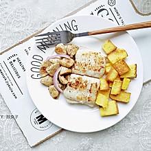 #秋天怎么吃#法风煎鱼排#麦子厨房美食锅#