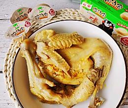 #我们约饭吧#盐焗鸡高压锅版的做法