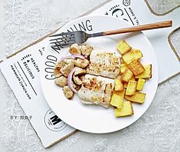 #秋天怎么吃#法风煎鱼排#麦子厨房美食锅#的做法