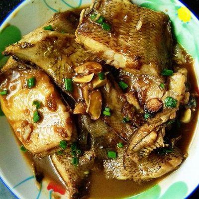 红烧鱼(摊鳗鱼)