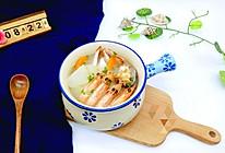 海鲜冬瓜汤#鲜有赞 爱有伴#的做法