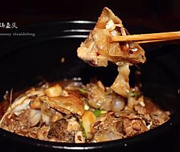 #厨此之外,锦享美味#砂锅鱼头的做法