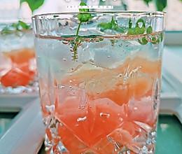 #夏日消暑,非它莫属#蜜桃气泡水的做法