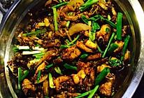 排骨干锅的做法