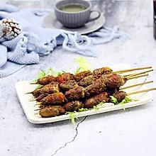 #美味烤箱菜,就等你来做!#孜然烤鸡心串