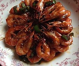 红烧对虾的做法