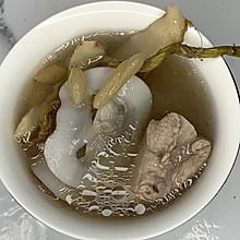 熬夜上火, 多喝这碗石斛海底椰汤