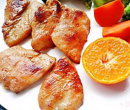 #餐桌上的春日限定#香煎鸡胸肉 | 元気汀的做法