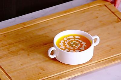 不可思议的得乐思美食视频教程(10)——奶油南瓜汤