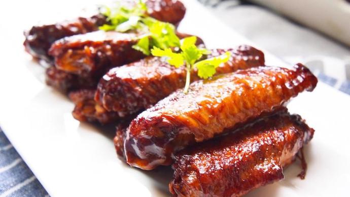 红烧鸡翅(拌饭超好次~)