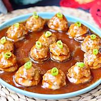 #钟于经典传统味#合家团圆菜~香菇酿肉的做法图解16