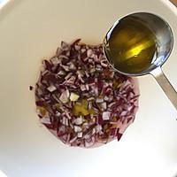 西式沙拉--三色黎麦花菜沙拉#宜家让家更有味#的做法图解10