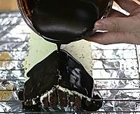 屋顶蛋糕的做法图解11