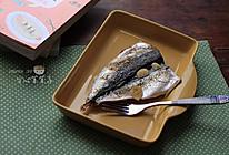 利仁电饼铛试用之四【盐烤青花鱼】的做法