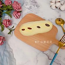 香草奶酪面包#父親節,給老爸做道菜#