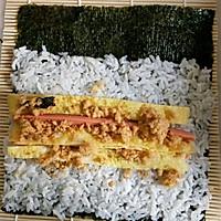 #爽口凉菜,开胃一夏!#家常寿司的做法图解6