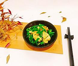 下饭菜—青椒炒鸡蛋的做法
