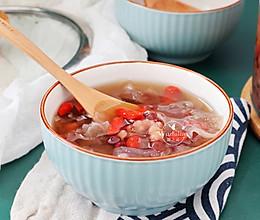 【黄芪银耳红枣羹】#快手又营养,我家的冬日必备菜品#的做法