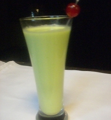 西式饮品——牛油果汁 *OCADO