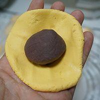 #安佳幸福家常菜#软糯Q弹的南瓜饼的做法图解8