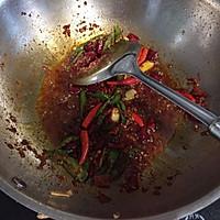 干锅肥肠牛肉的做法图解7