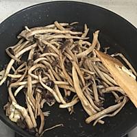 超级无敌好吃-干煸茶树菇的做法图解4
