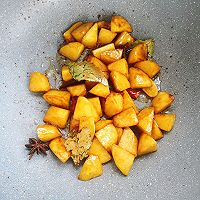 #就是红烧吃不腻!#红烧土豆的做法图解7