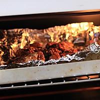 【黑椒酱烤排骨】——零厨艺也能烤出超美味的做法图解9