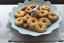 酥脆杏仁曲奇饼干的做法
