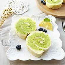 菠菜旋风蛋糕卷