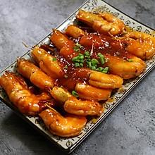 #中餐厅#茄汁大虾