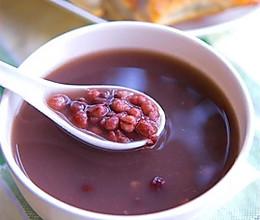 痰湿体质必备良品【红豆薏米水】的做法