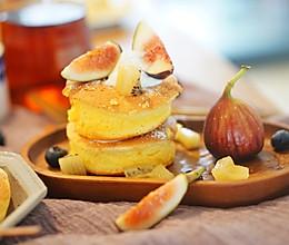 西点-舒芙蕾松饼|舒芙蕾和松饼的完美结合,不用烤箱就能轻松做的做法