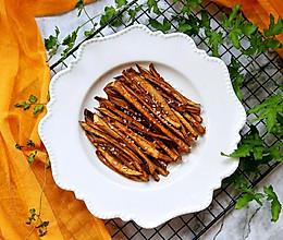 酱烤杏鲍菇的做法