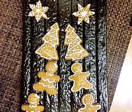 圣诞姜饼人—无色素版的做法