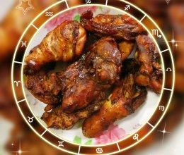 烧烤鸡腿(烤箱)的做法