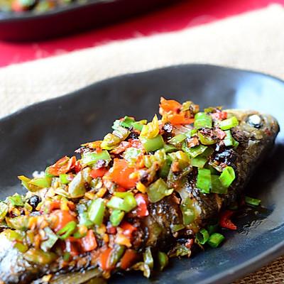 挑逗味蕾的鲫鱼做法——【干烧鲫鱼】