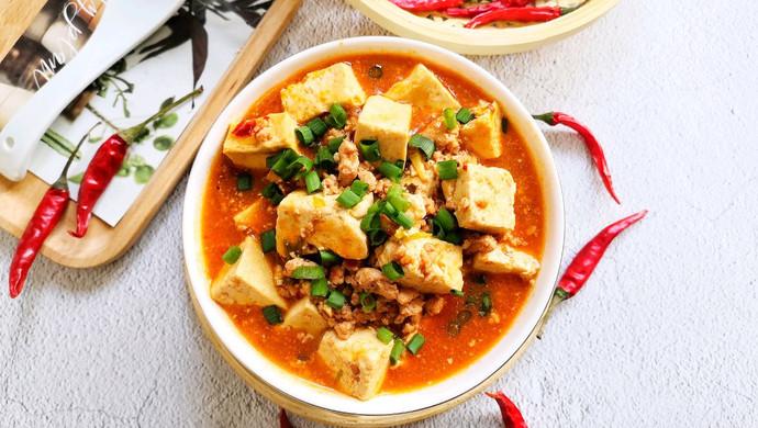超级下饭的肉沫豆腐!