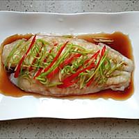 清蒸龙利鱼#美极鲜味汁#的做法图解9