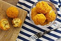 黄金芝士虾球|太阳猫早餐的做法