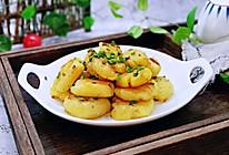 葱香椒盐小土豆#童年不同样,美食有花样#的做法