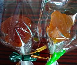 果汁棒棒糖的做法