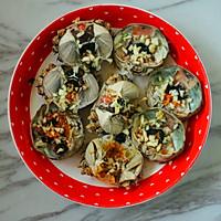 二味烤蟹的做法图解9