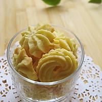 黄油曲奇——最受欢迎的饼干