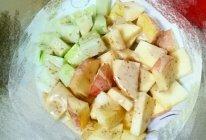 夏季蔬果沙拉#丘比沙拉汁#的做法