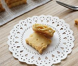 超~简单的奶酪小饼干的做法