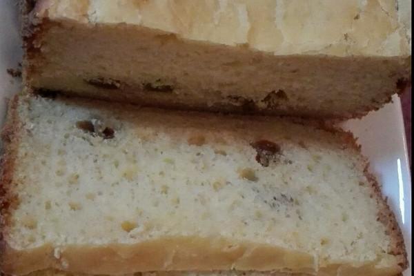 酸奶葡萄干面包的做法