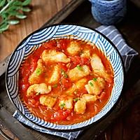 #入秋滋补正当时#龙利鱼粉丝番茄汤的做法图解17